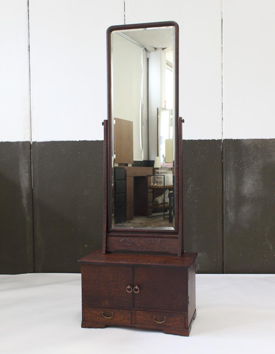 修理家具再塗装ドレッサー