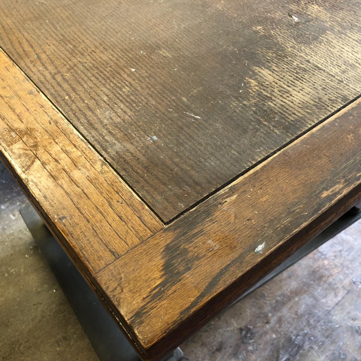 補修テーブル修理リペア家具再生