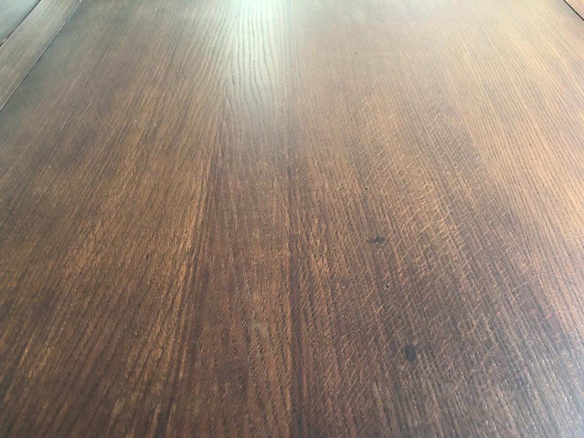 テーブル洗い修理リペア家具再生
