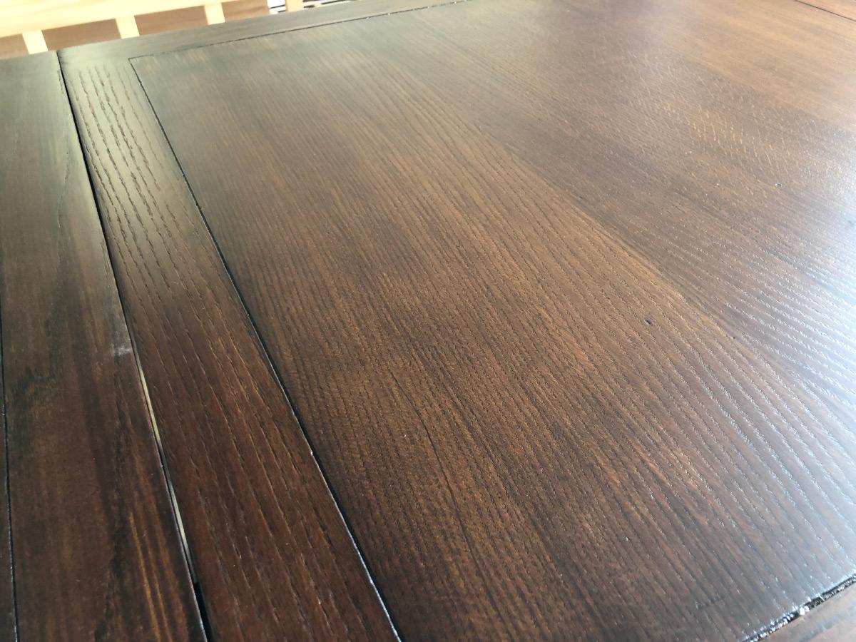 ダイニング補修テーブル再生修理リペア家具