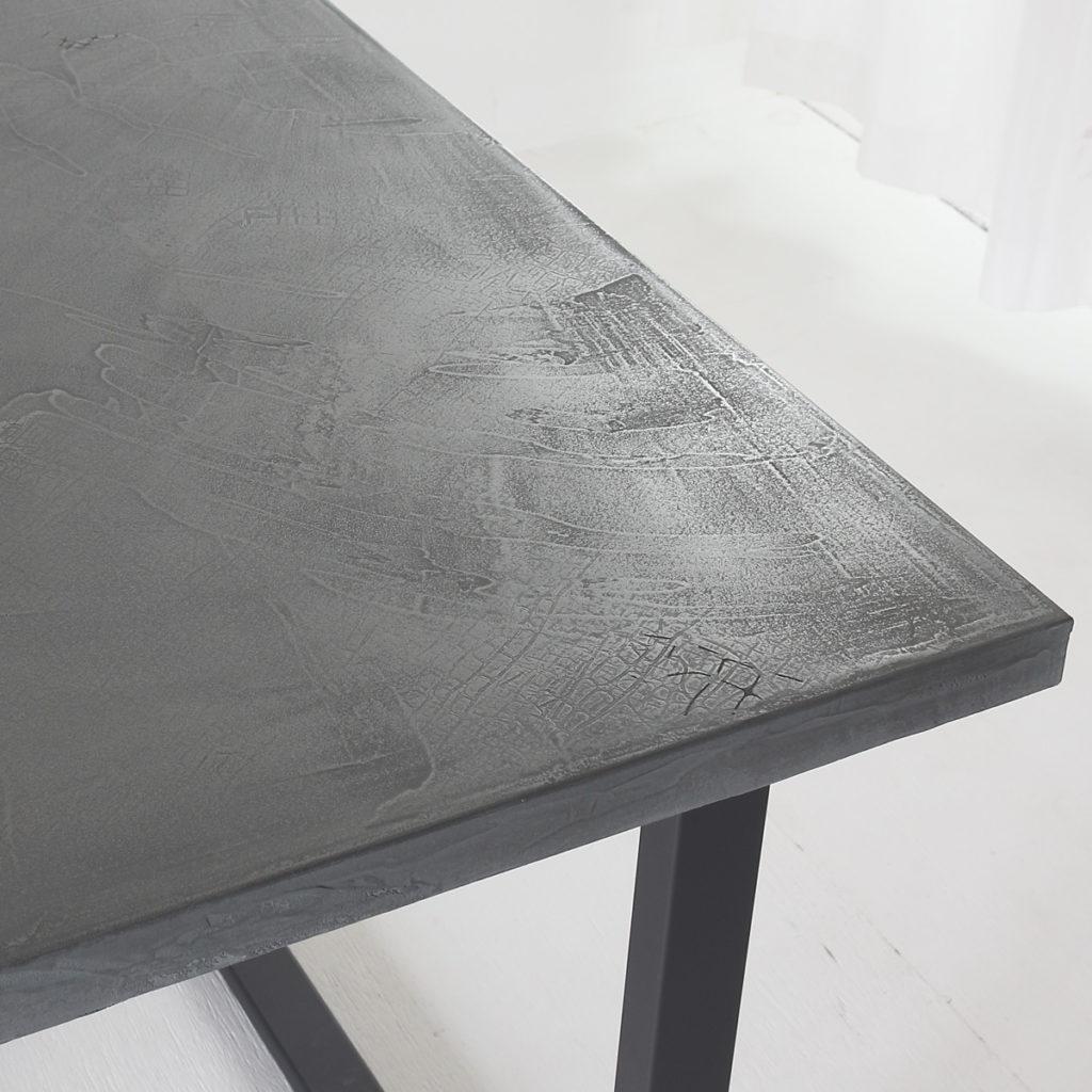 ピューロメタロ ピューター ダイニングテーブル