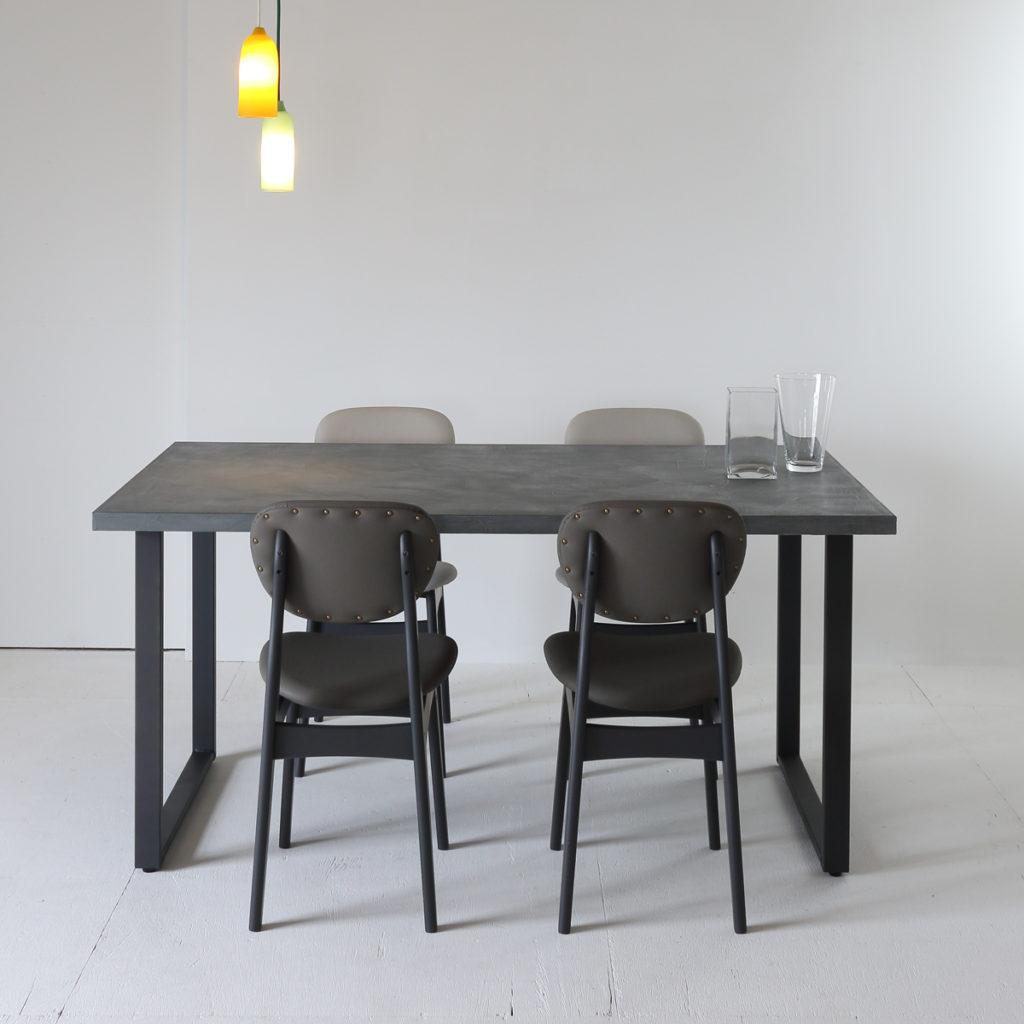 ピューロメタロ ピューター 4人用テーブル